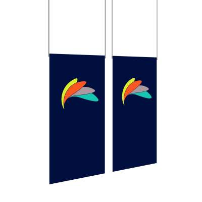 internal hanging banners