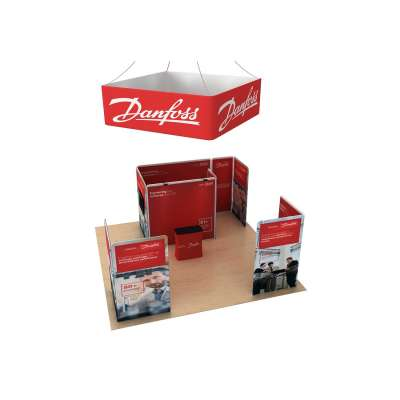 exhibition display package 20