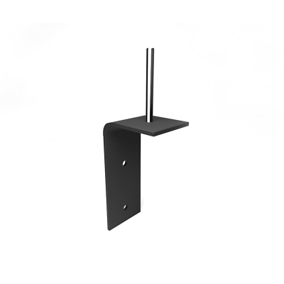 vertical wall mount