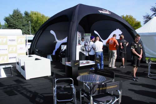 inflatable event displays - how & why they work